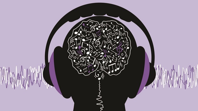 An EEG study reveals the analgesic effects of music