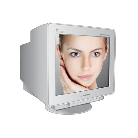 "22"" MITSUBISHI 2070SB COLOUR CRT FOR VISION SCIENCE"