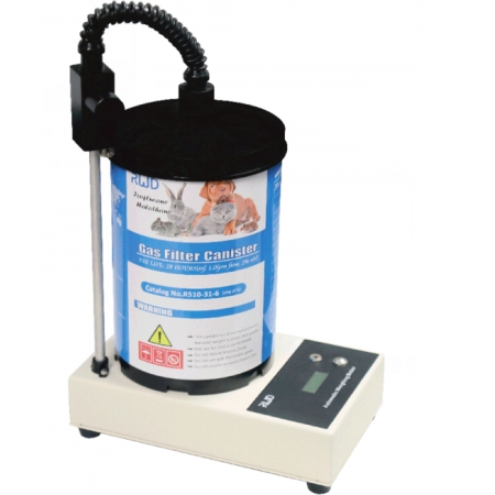 Automatic Weighing Mecharism for Gas Filter Canister