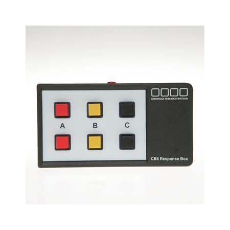 CB6 PUSH BUTTON RESPONSE BOX