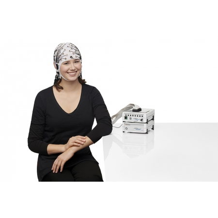 EEG 128 Channels active Electrodes - EEG DC HD High-density EEG recordings