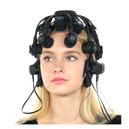 EEG 20 Channels - EEG headset with dry electrodes