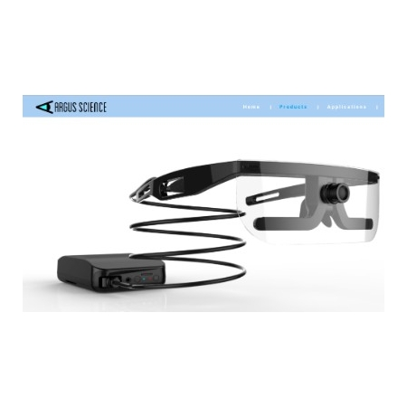 Eye Tracking Glasses