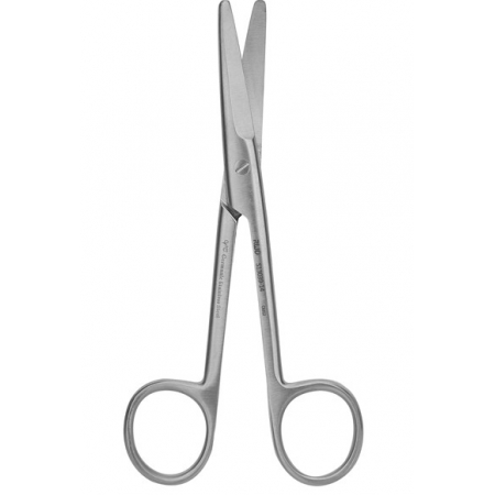 MAYO Dissecting & Operating Scissors-B/B Cvd/14.5cm-S13039-14