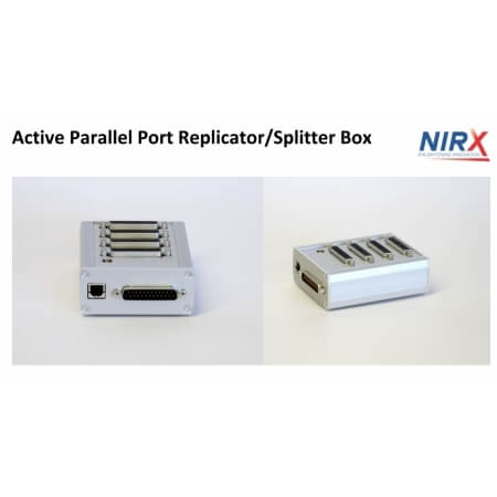 NIRx LPT1 Splitter Box