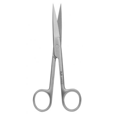 Operating Scissors (Round Type)-S/S Str/47*9mm/14.5cm-S14014-14